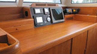 Marine Electronics Install