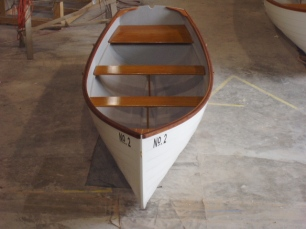 Custom Small Boats